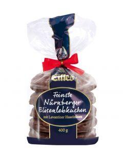 EILLES Premium-Elisenlebkuchen natur, 400g