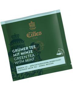 Tea Diamonds einzelverpackt Grüner Tee mit Minze 10er Set