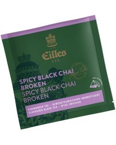 Tea Diamonds einzelverpackt Spicy Black Chai 10er Set