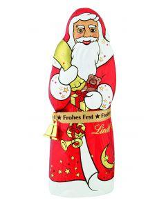 Lindt Santa mit Botschaft, 125g