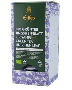 EILLES World Luxury Selection Bio Grüntee Jingshen