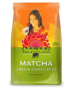 CHAIPUR Matcha Green Chai Latte 500 g