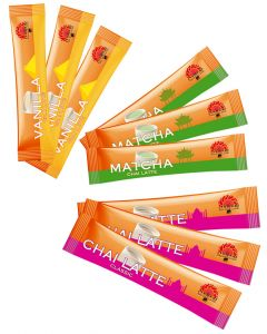 CHAIPUR Alle Sorten Chai Latte Sticks 30 x 34 g