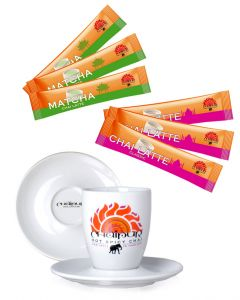 CHAIPUR Bundle mit 2 x 10 Sticks und Tasse