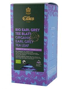 EILLES World Luxury Selection Bio Earl Grey Tee Blatt, 50 g