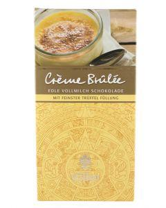 EILLES Premiumschokolade Creme Brulee 100 g Tafel