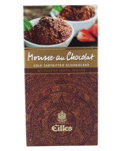 EILLES Premiumschokolade Mousse au Chocolat 100 g Tafel