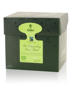 EILLES BIO Tea Diamonds Darjeeling Green Fairtrade