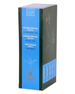 EILLES Tea Jacks Assam Box mit 20 Maxi-Beutel (80 g)