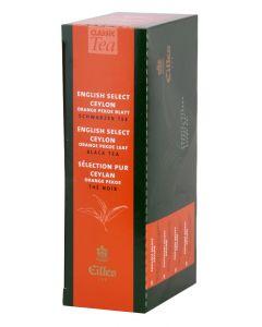 EILLES Tea Jacks English Select Ceylon Box mit 20 Maxi-Beutel (80 g)