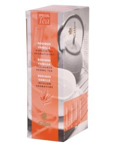 EILLES Tea Jacks Rooibos Vanilla Box mit 20 Maxi Teebeutel (80 g)