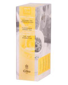 EILLES Tea Jacks Sonne Asiens Grüntee Box mit 20 Maxi Teebeutel (80 g)
