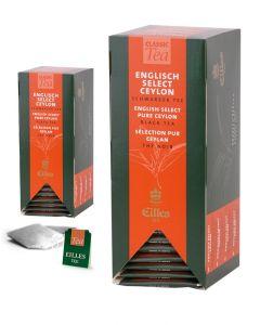 EILLES Teebeutel English Select Ceylon 2 x 25 Stück
