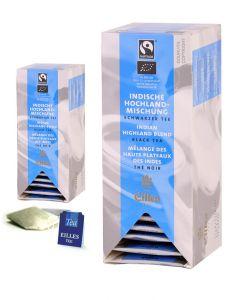EILLES Teebeutel Indische Hochlandmischung BIO & Fairtrade 2 x 25 Stück