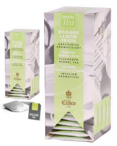 EILLES Teebeutel Rooibos Lemon Fresh 2 x 25 Stück