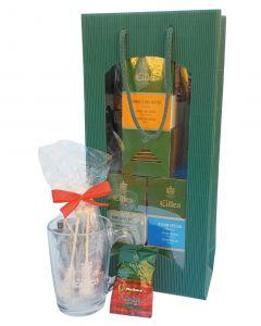 Teeset Classic mit Deluxe Tee und Teeglas von EILLES