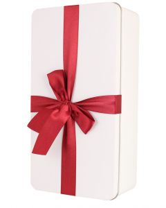 RED DESIGN Grosse Geschenkdose mit Schleife