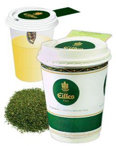 Eilles Tea-2-Go Pfefferminzblätter 12er Pack mit Becher