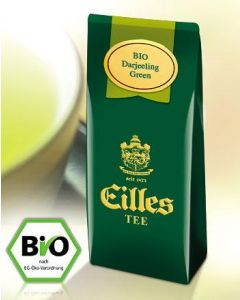 EILLES Tee BIO Darjeeling Grüntee 250 g