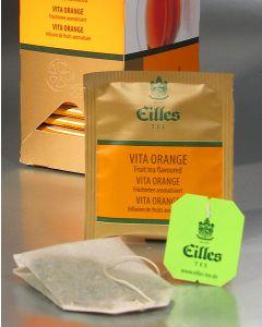 EILLES Teebeutel Deluxe Früchtetee Vita Orange 25 Stück