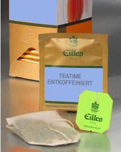 EILLES Teebeutel Deluxe Teatime Entkoffeiniert 25er (37,5 g)