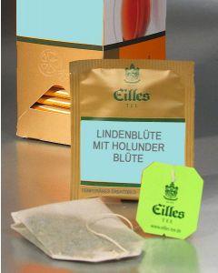 EILLES Teebeutel Deluxe Silberlindenblüte mit Holunderblüte 25 Stück