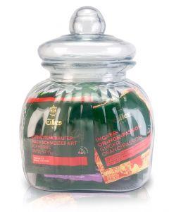 VINTAGE Edles Vorratsglas mit den besten 30 Tea Diamonds von EILLES TEE