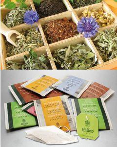 EXOTIK Tee-Probierpaket von EILLES TEE mit gratis Teeglas