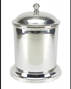 EILLES TEE Silberdose für 250 g Tee
